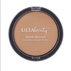 NWT Ulta Beauty Matte Bronzer in Warm